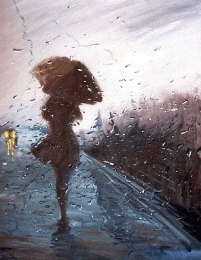 Дождь и мы рассказ читать
